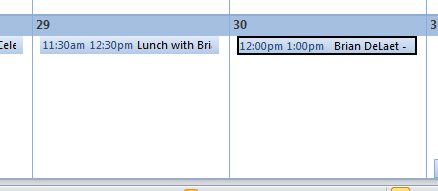 Lunch With Brian