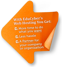 With Educyber Arvada Lakewood Denver Web Hosting 1